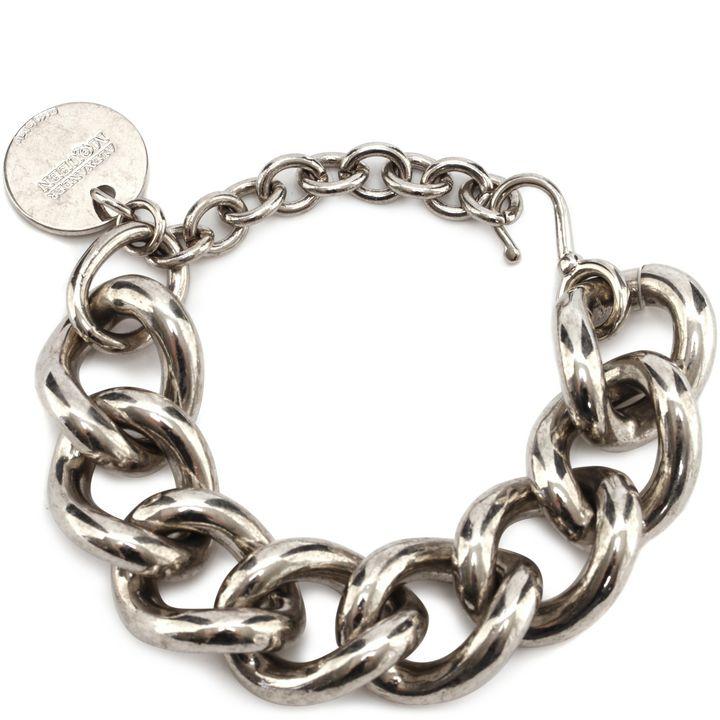 Alexander McQueen, Chain Bracelet