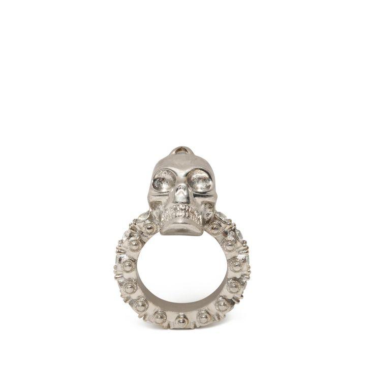 Alexander McQueen, Jewelled Skull Ring