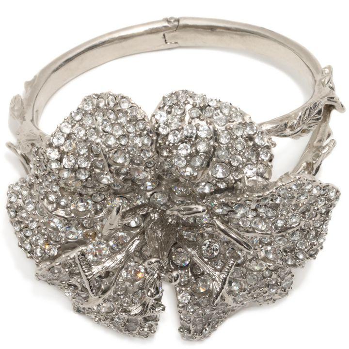 Alexander McQueen, Flower Bracelet