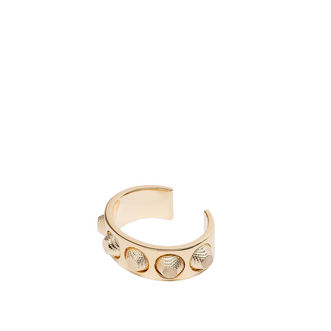 Balenciaga Classic Pale Gold Bracelet