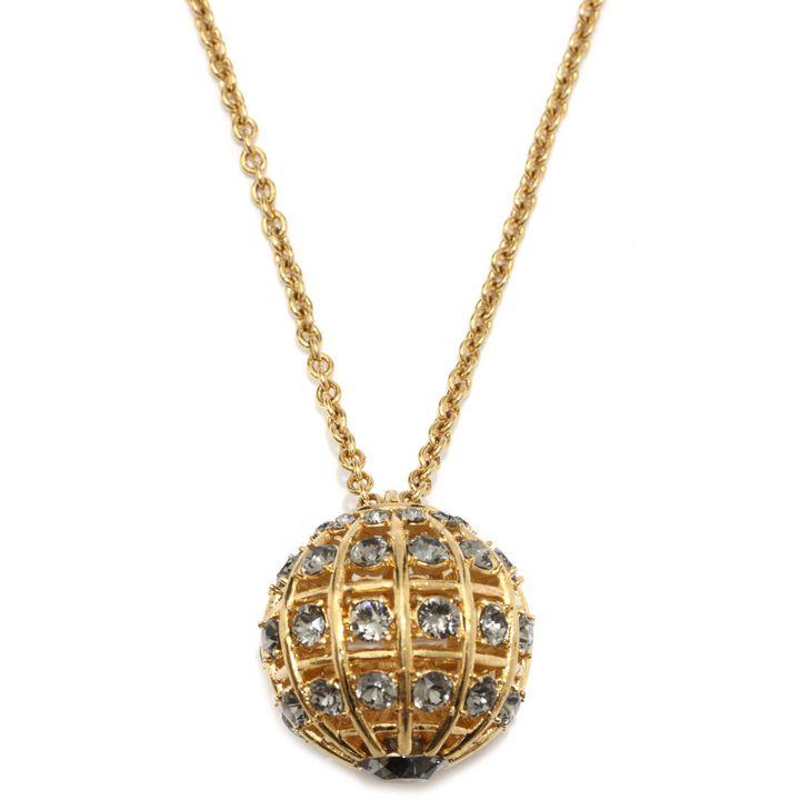 Alexander McQueen, Jewelled Sphere Pendant