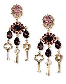 Earrings - DOLCE & GABBANA