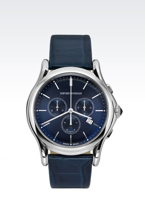 WATCH SWISS MADE COLLECTION: SWISS MADE WATCHES Men by Armani - 1