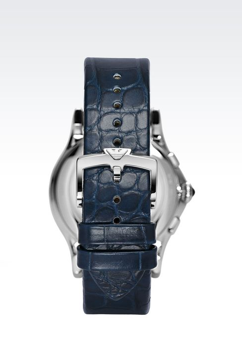 WATCH SWISS MADE COLLECTION: SWISS MADE WATCHES Men by Armani - 2