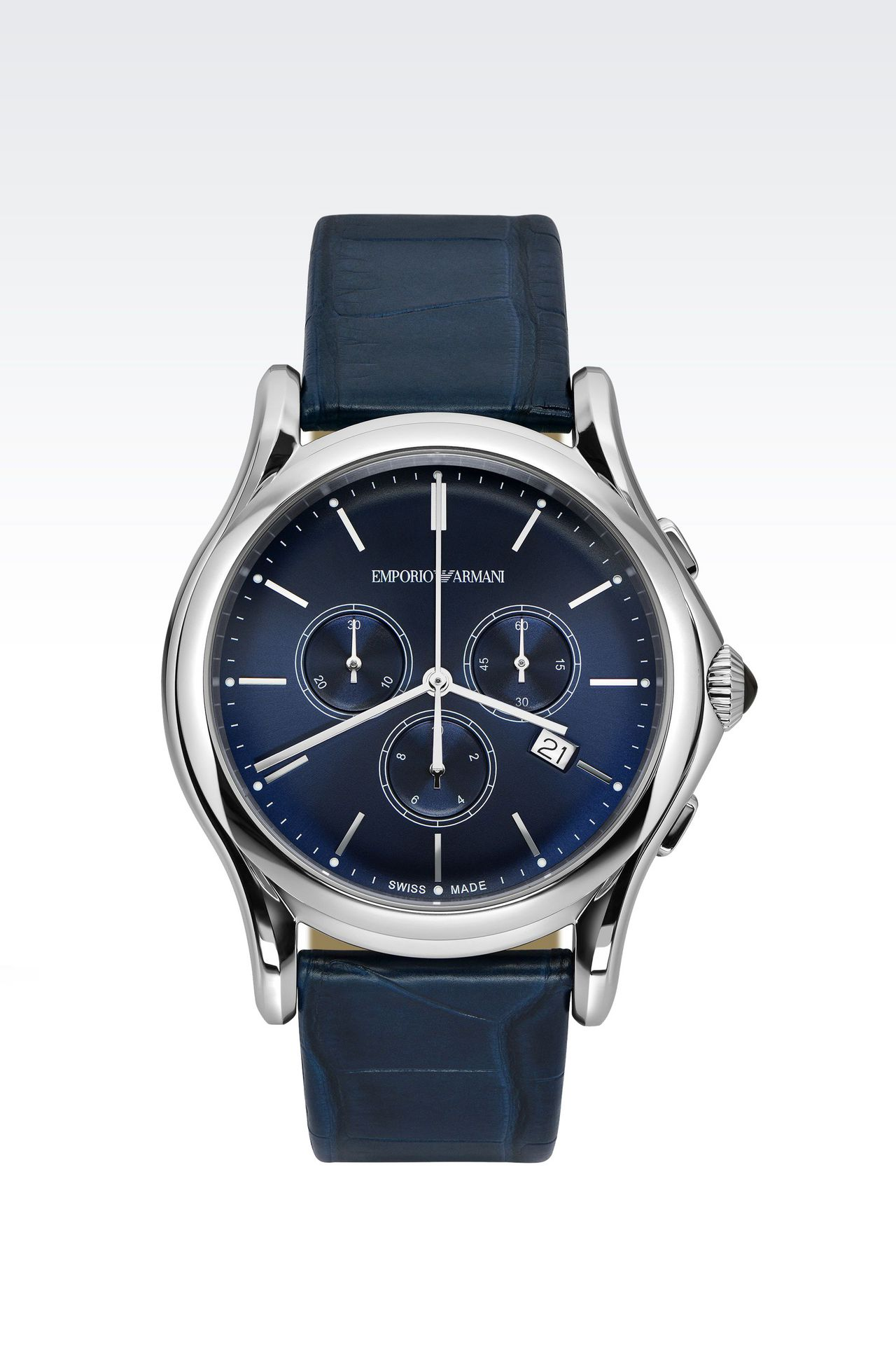 WATCH SWISS MADE COLLECTION: SWISS MADE WATCHES Men by Armani - 0