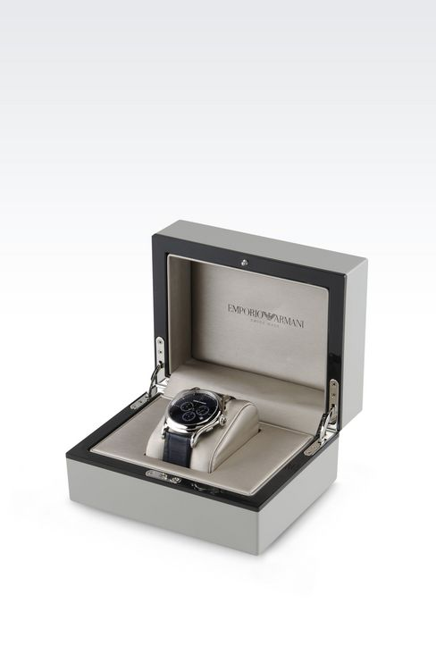 WATCH SWISS MADE COLLECTION: SWISS MADE WATCHES Men by Armani - 4