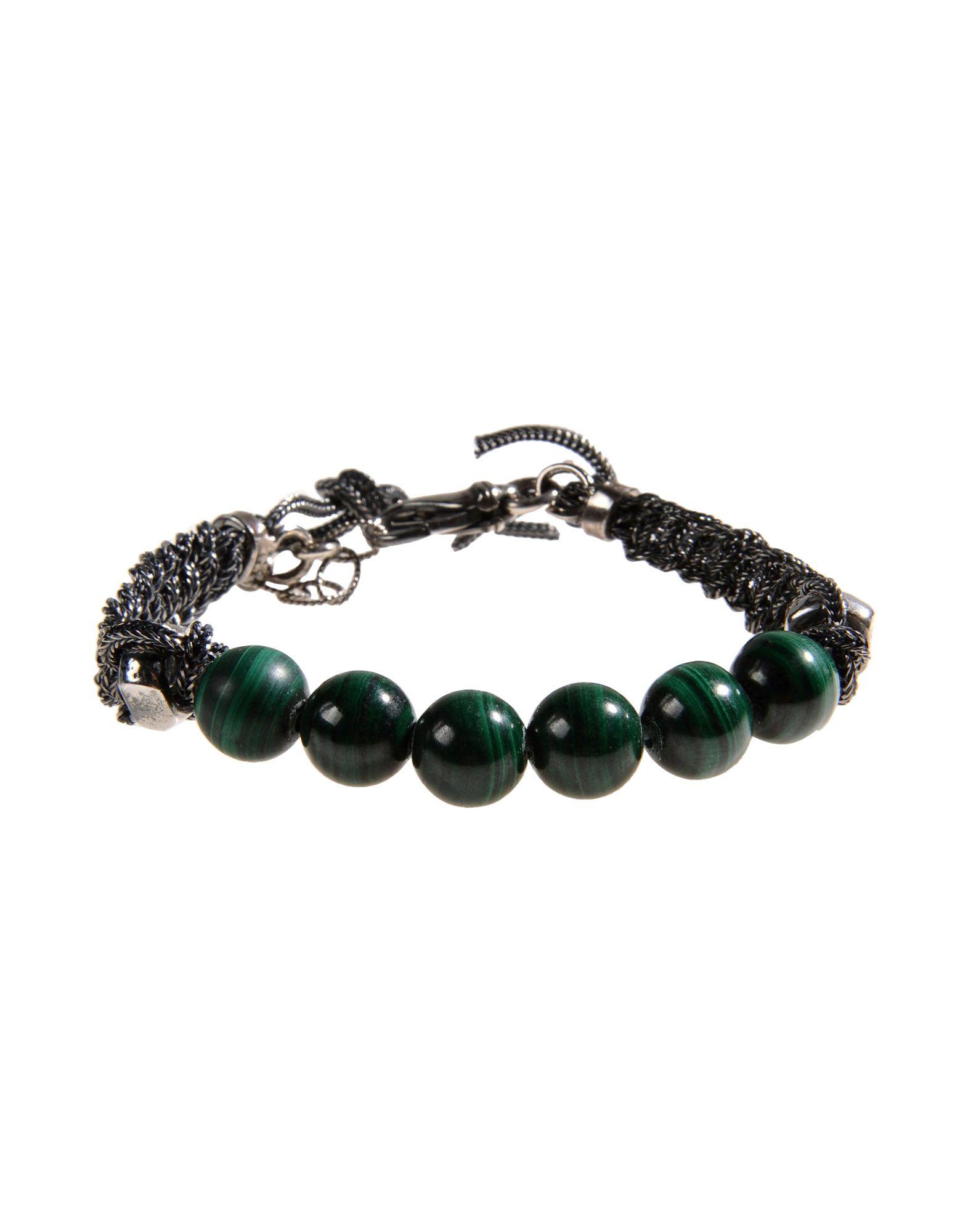 EMANUELE BICOCCHI Bracelets  Item 50160048 1