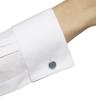 ERMENEGILDO ZEGNA: Cufflinks  - 50160279OR