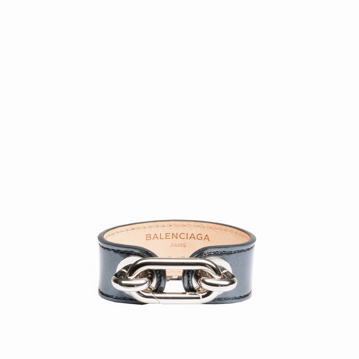 Balenciaga Holiday Collection Maillon Bangle