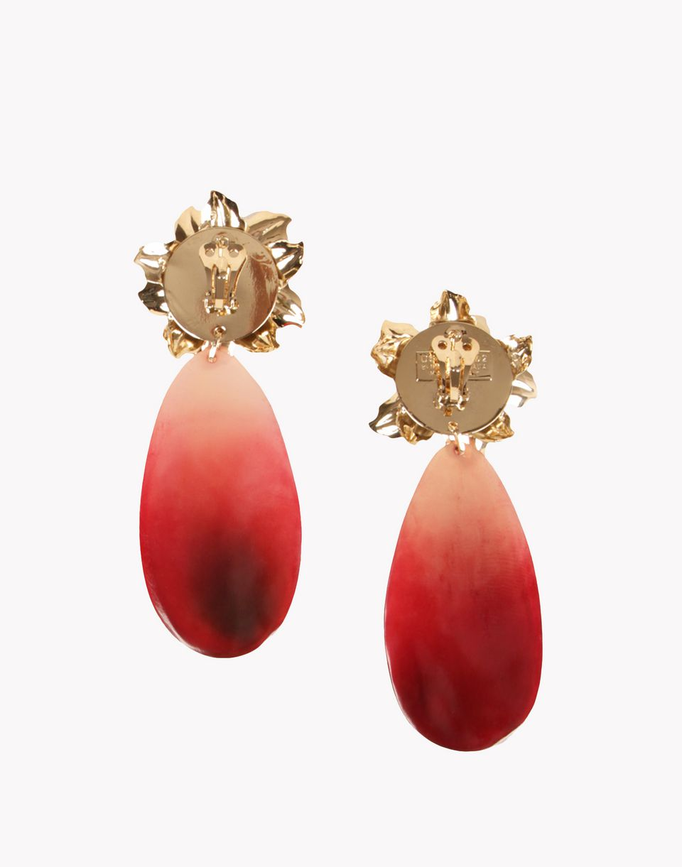 winter flower earrings schmuck Damen Dsquared2