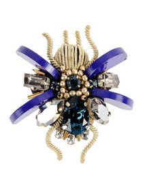 MATTHEW WILLIAMSON - Brooch