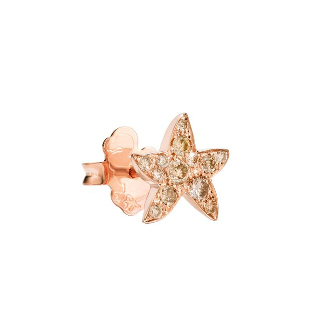 DODO Earrings E 1 starfish stud earring f