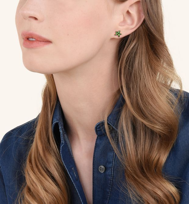 DODO Earrings E 1 star stud earring a