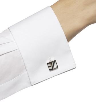 запонки с логотипом: