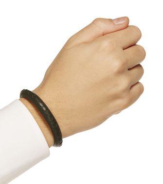 ERMENEGILDO ZEGNA: Bracelet Black - 50163593HR