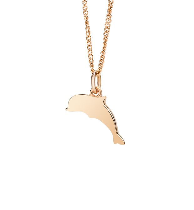 Petit Dodo dolphin Necklace