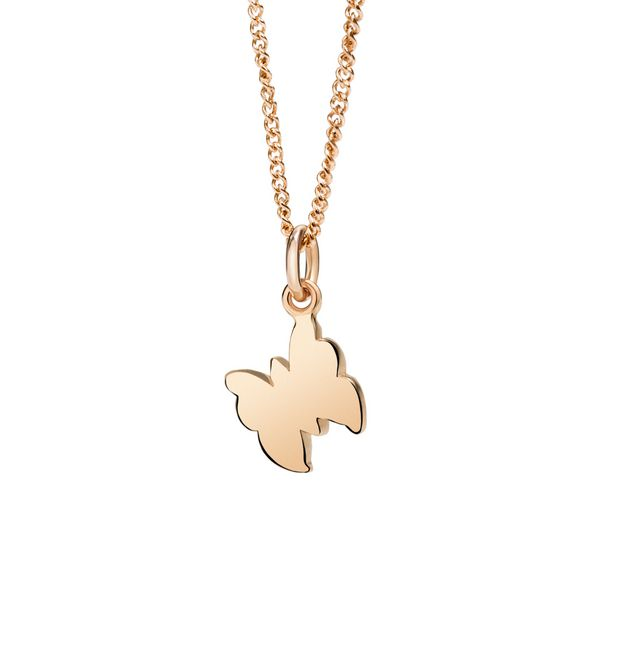 Petit Dodo butterfly Necklace