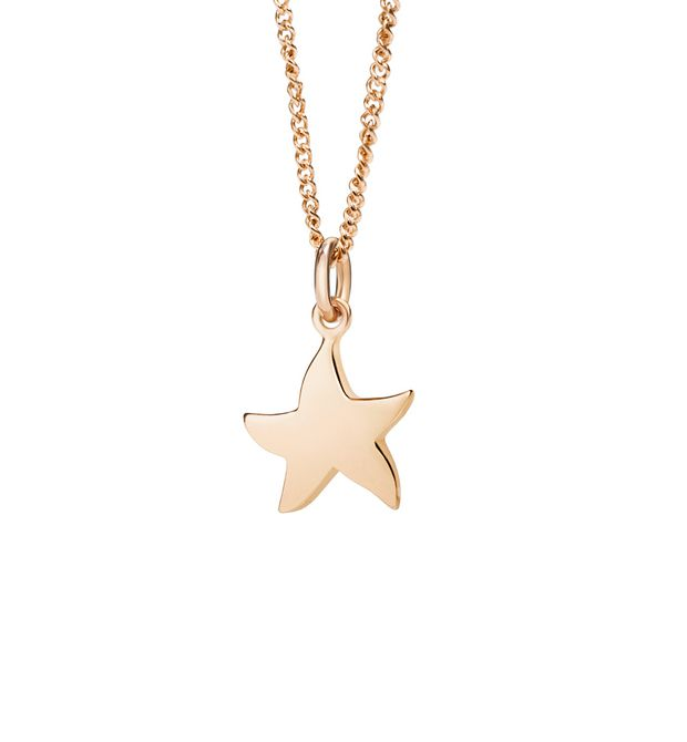 Petit Dodo star Necklace