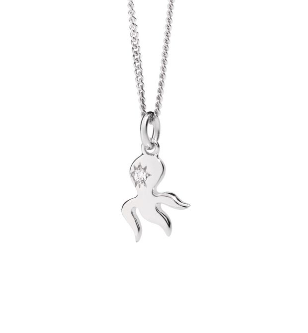 Petit Dodo octopus Necklace