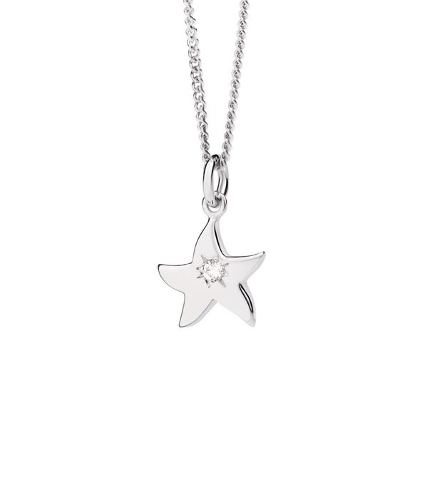 Petit Dodo starfish Necklace
