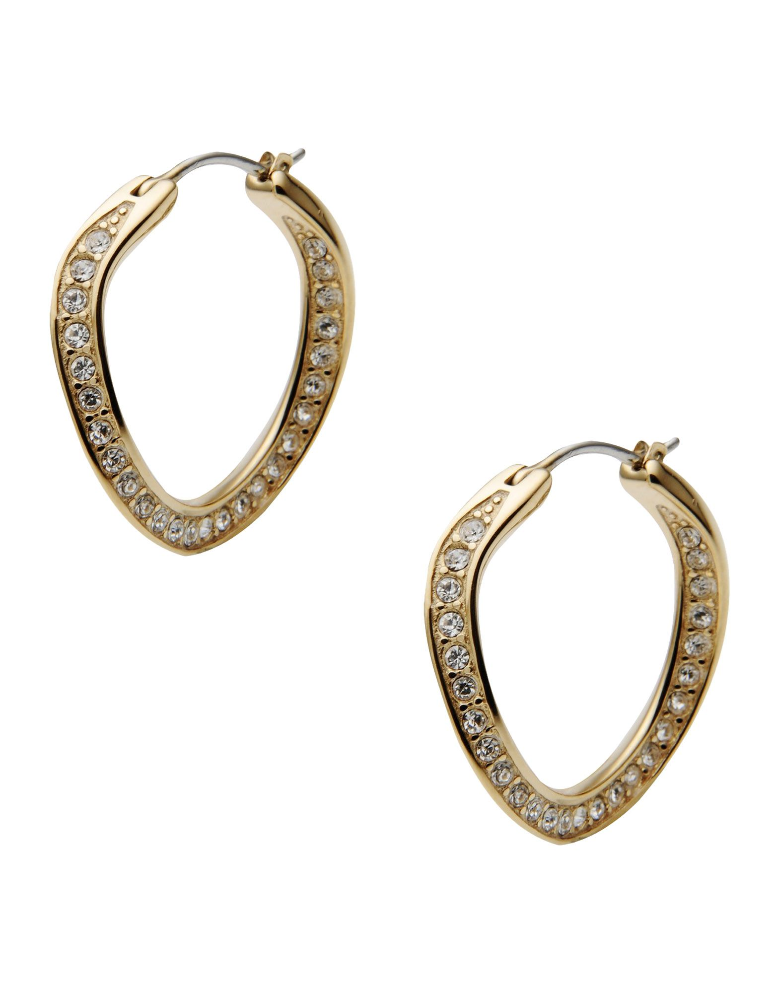 FOSSIL Damen Ohrring Farbe Kupfer Größe 1