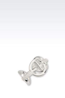 Armani Rings Women ring in sterling silver