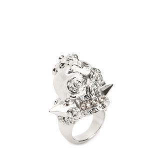 ALEXANDER MCQUEEN, Ring, Punk Rose Ring