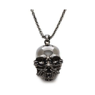 ALEXANDER MCQUEEN, Collana, Pendente Chain Skull