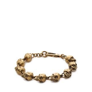 ALEXANDER MCQUEEN, Bracelet, Doctor Skull Bracelet