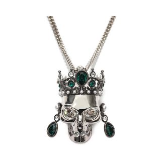 ALEXANDER MCQUEEN, Necklace, Royal Skull Pendant