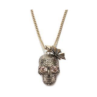 ALEXANDER MCQUEEN, Necklace, Butterfly Pendant