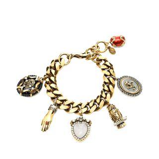 ALEXANDER MCQUEEN, Bracelet, Charms Bracelet