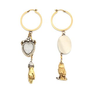ALEXANDER MCQUEEN, Earring, Charms Earrings