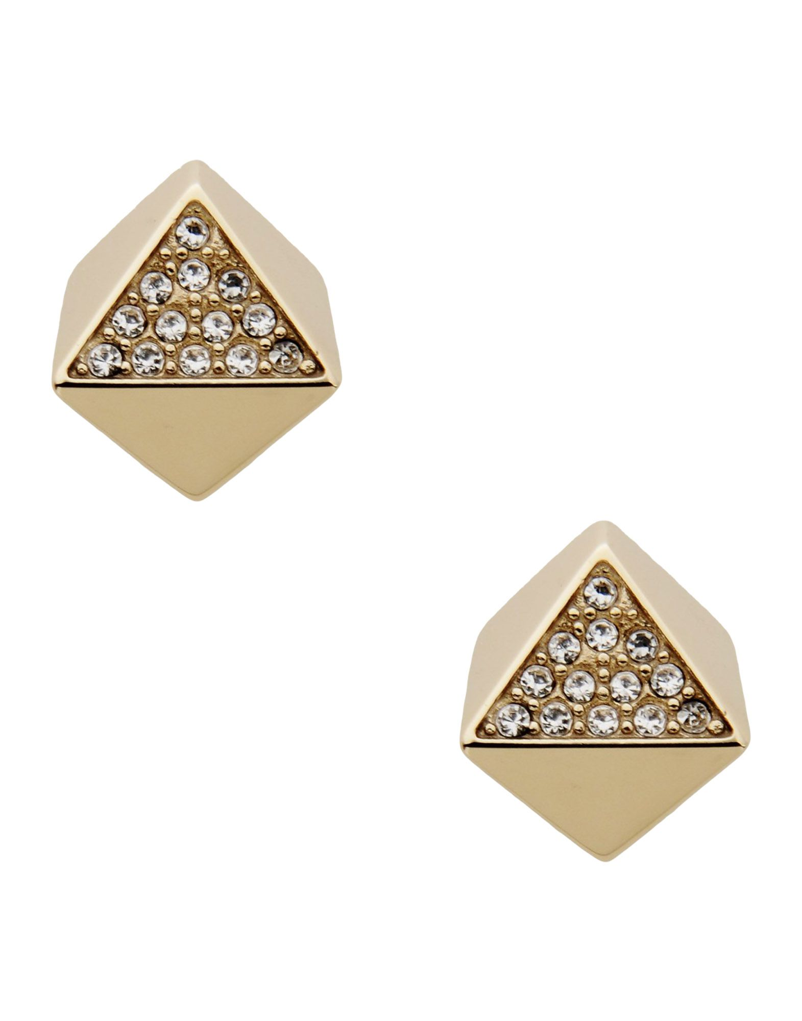 FOSSIL Damen Ohrring Farbe Gold Größe 1