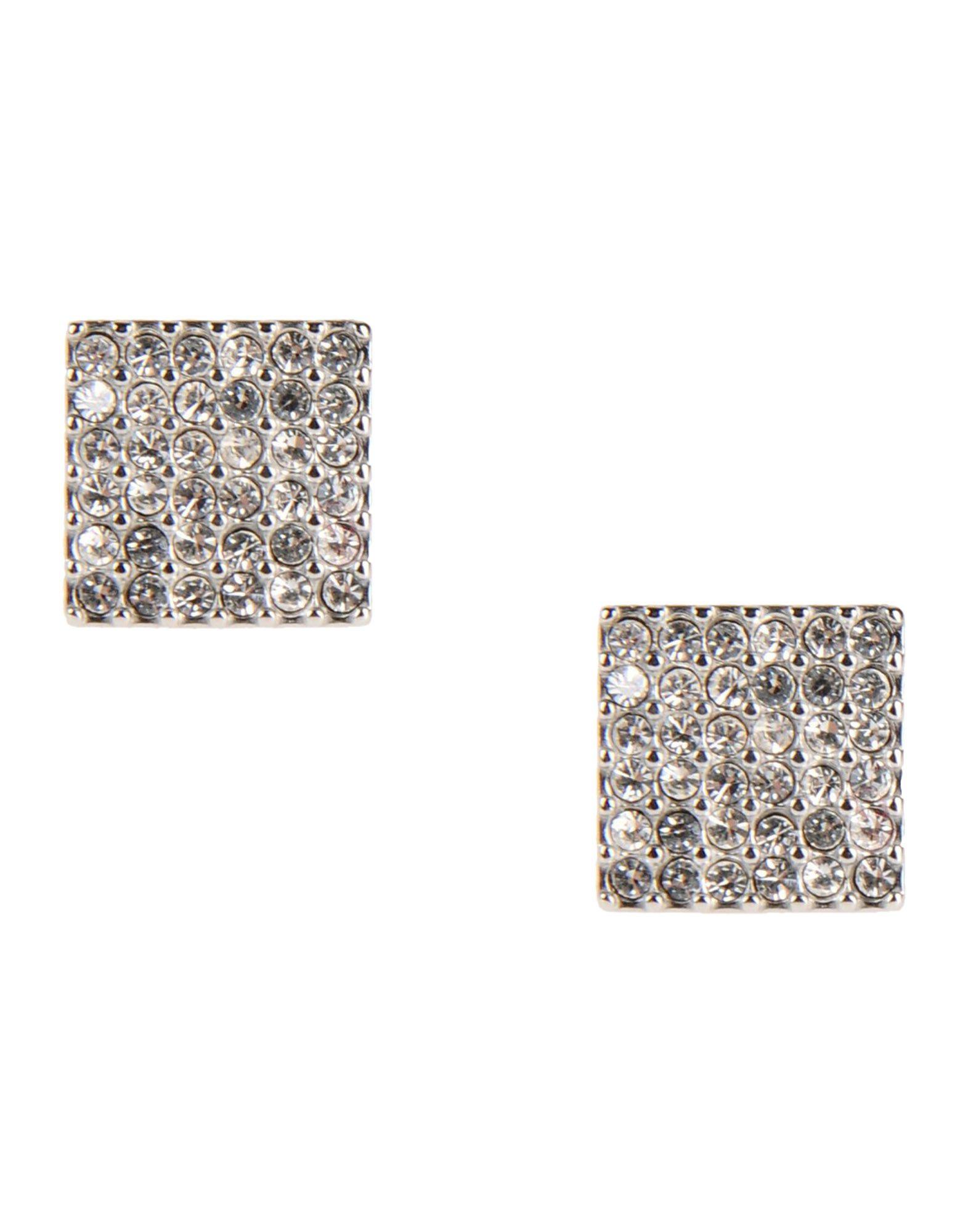 FOSSIL Damen Ohrring Farbe Silber Größe 1