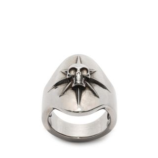 ALEXANDER MCQUEEN, Ring, Star and Skull Small Ring