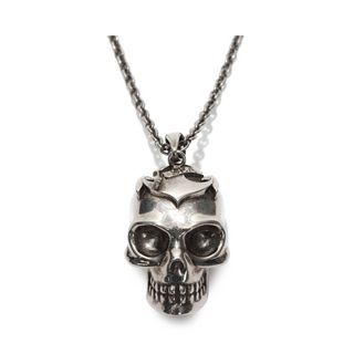 ALEXANDER MCQUEEN, Necklace, Star and Skull Pendant