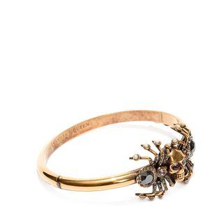 ALEXANDER MCQUEEN, Bracelet, Spider Skull Bracelet
