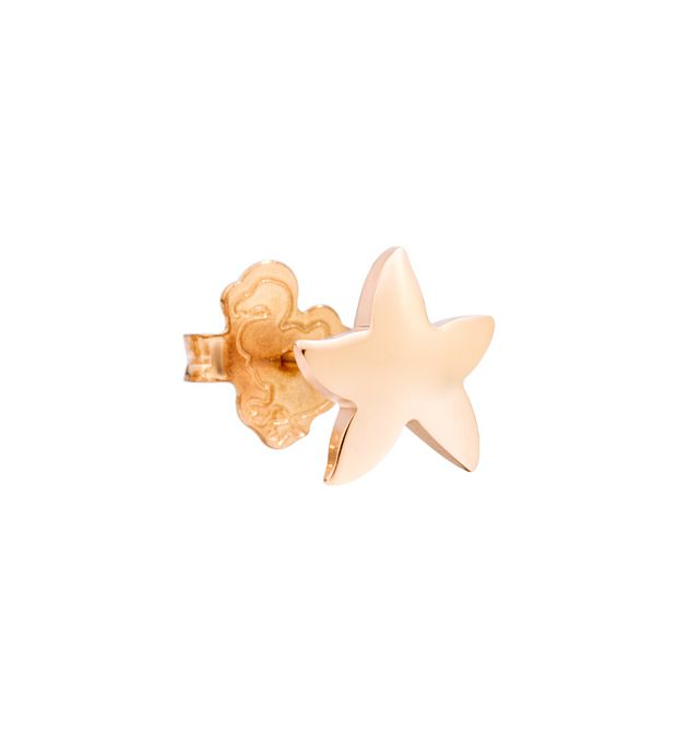 DODO Earrings E Starfish needle earring f