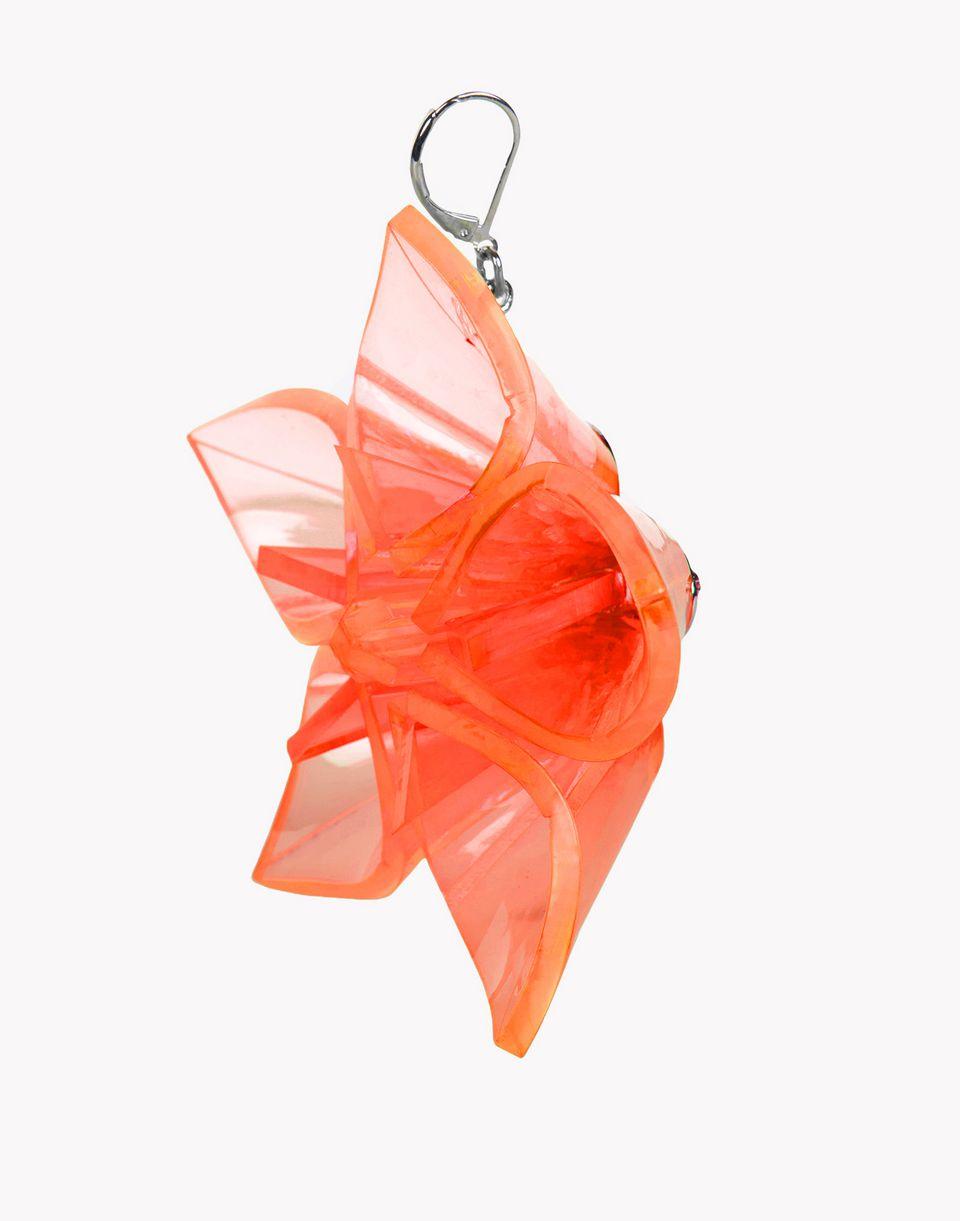 techno flowers earrings jewels Woman Dsquared2