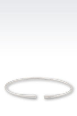 Armani Bracelet Women silver bracelet