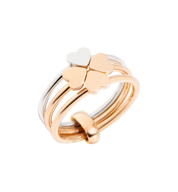 DODO Ring E Lucky in Love Ring f