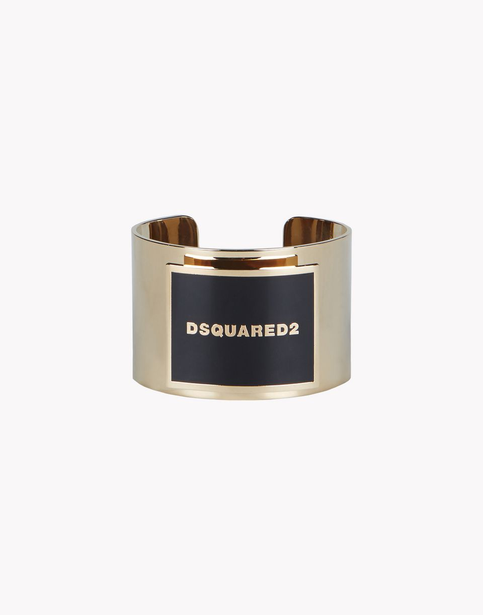 plaque armlet jewels Woman Dsquared2