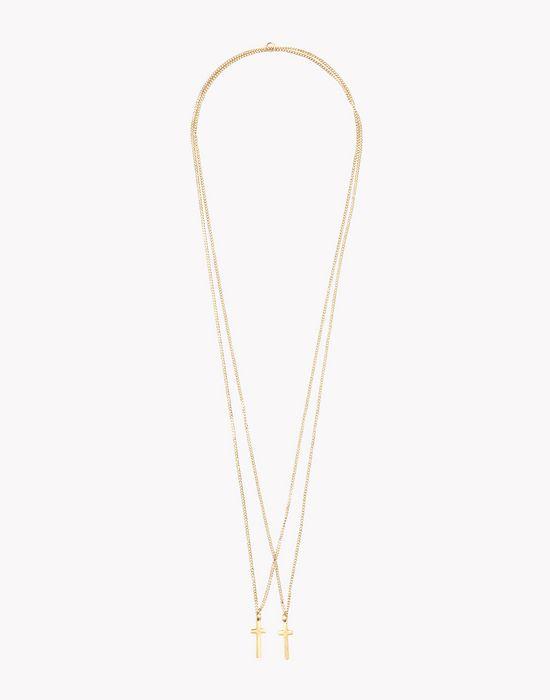 jesus necklace gioielli  Uomo Dsquared2