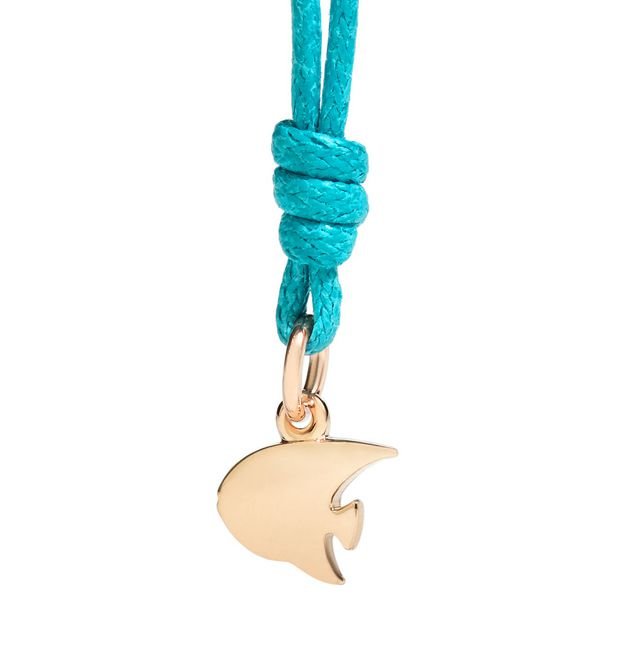 NECKLACE WITH STARFISH