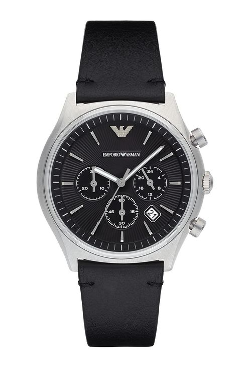 QUARTZ CRONOGRAPH WATCH: Watches Men by Armani - 1