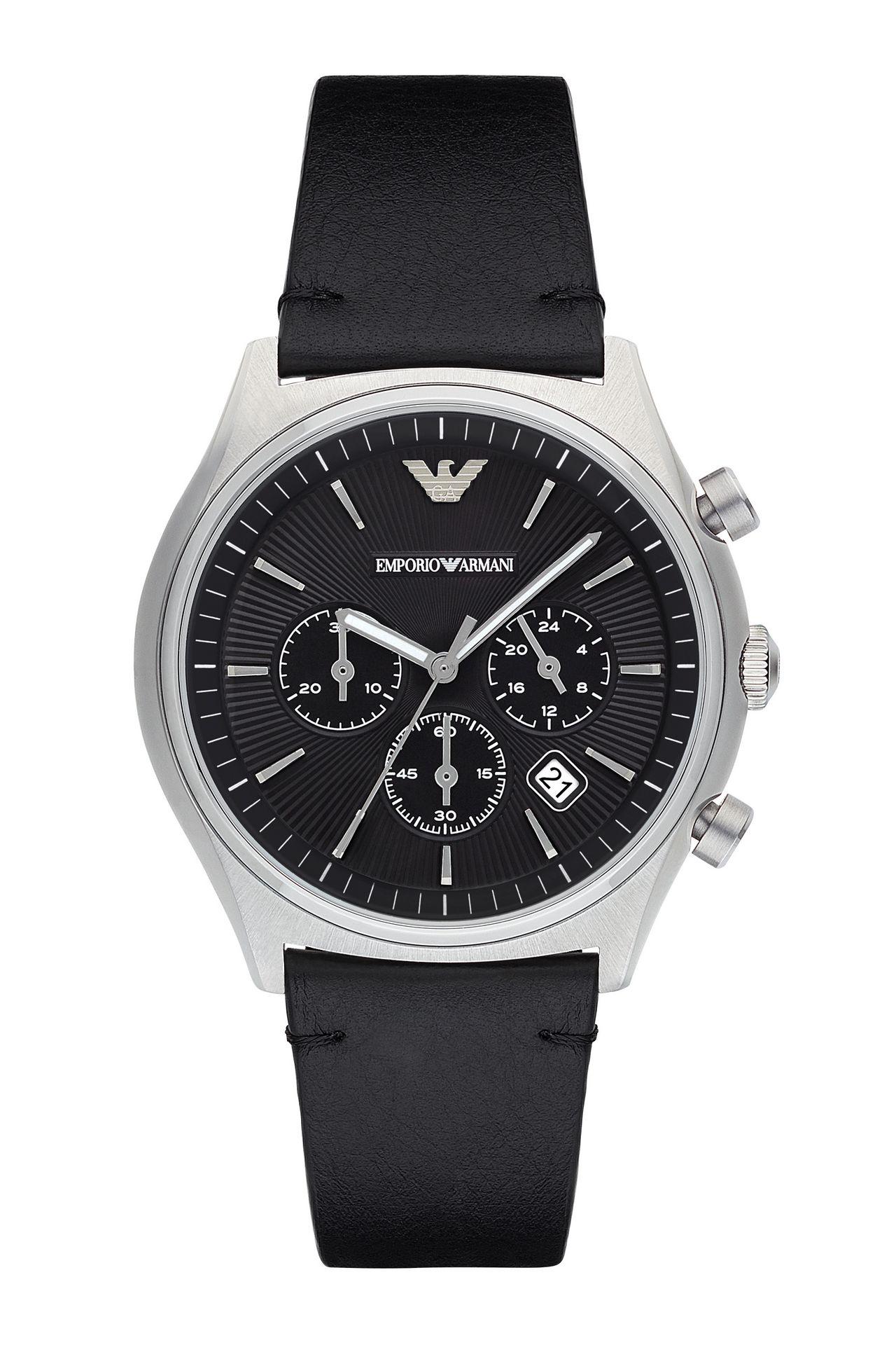emporio armani men s watches swiss smartwatches quartz armani watches men quartz cronograph watch