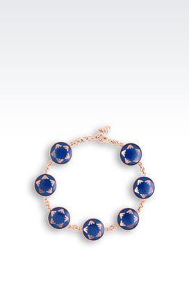 Armani Bracelet Women steel bracelet