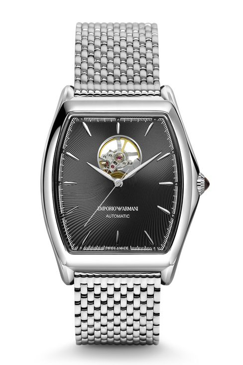 EA SWISS MADE CLASSIC WATCH : SWISS MADE WATCHES Men by Armani - 1