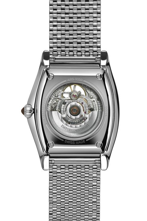EA SWISS MADE CLASSIC WATCH : SWISS MADE WATCHES Men by Armani - 4